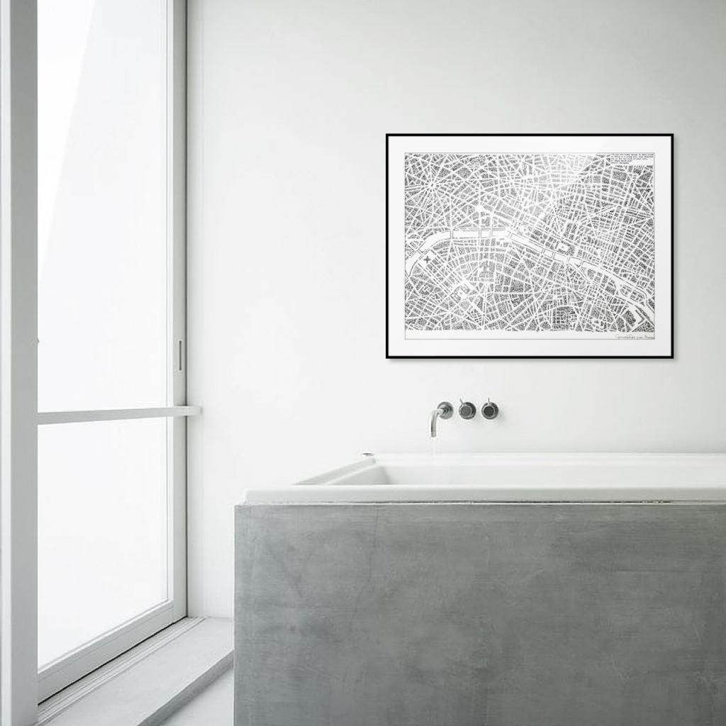 Ilustración París. Carmelo ros