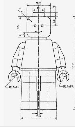 Patente lego man