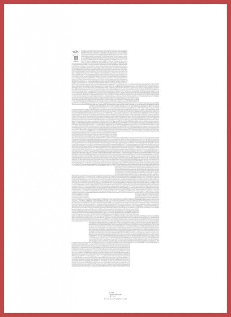 Proyecto Gutenberg hamlet marco